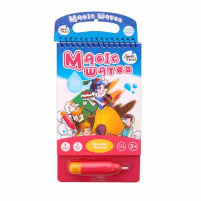 Magic Water- Fairytale Princess ชุดเวทมนต์ระบายสีเจ้าหญิงในเทพนิยาย