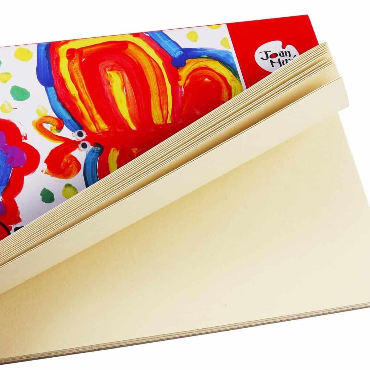 Joan Miro Drawing Book 16K สมุดวาดเขียน