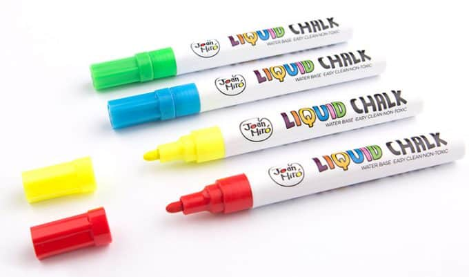 Joan Miro Liquid Chalk สีชอล์กแบบเหลว