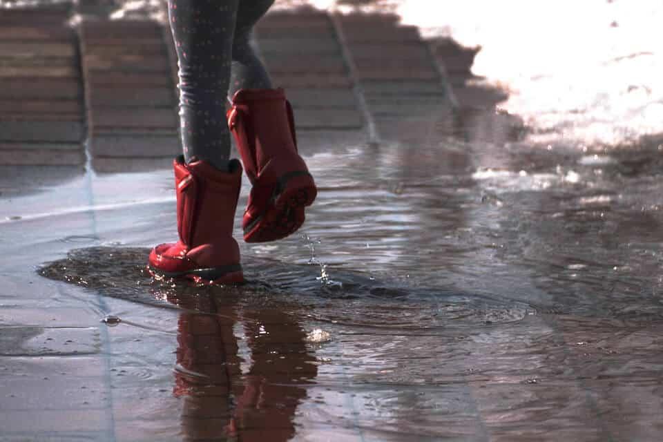 โรคสุดฮิตของเด็กในช่วงหน้าฝน