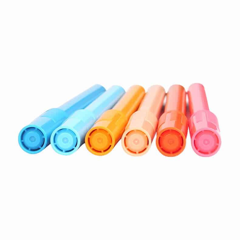 Water Color Brush Pen (24 Colors) ปากกาสีน้ำหัวพู่กัน