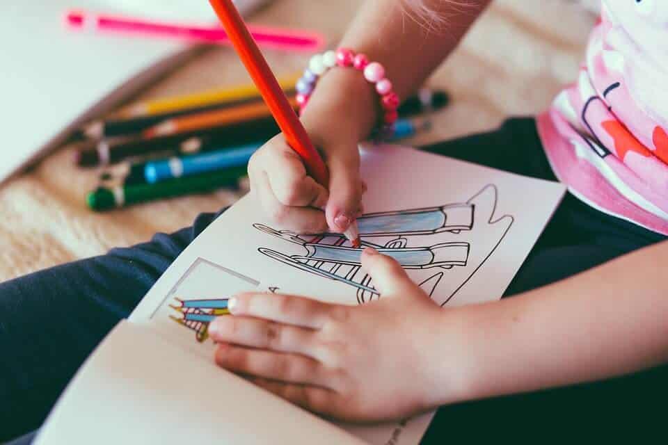 (Fine-Motor Development Activities) กล้ามเนื้อมัดเล็ก กิจกรรมพัฒนากล้ามเนื้อมัดเล็ก สีปลอดสารพิษ ของเล่นเสริมพัฒนาการ พัฒนาการในเด็ก วาดรูประบายสี