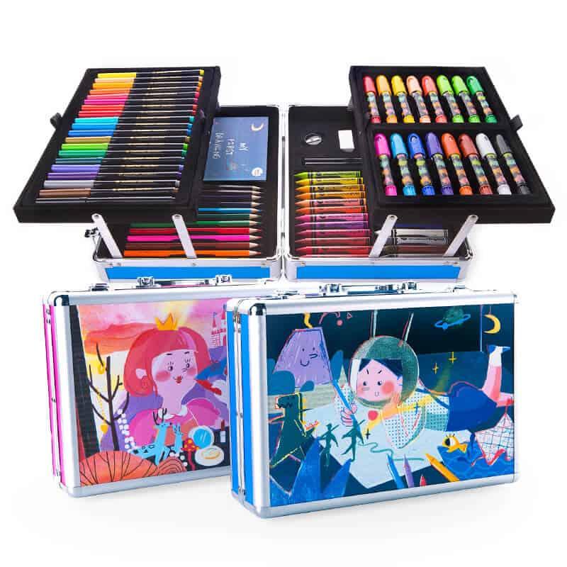 Joan Miro Deluxe Artist Iron Box Set เซ็ตกล่องอุปกรณ์ศิลปะ
