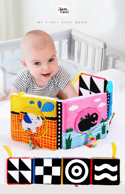 หนังสือผ้านุ่มนิ่ม - Soft Book