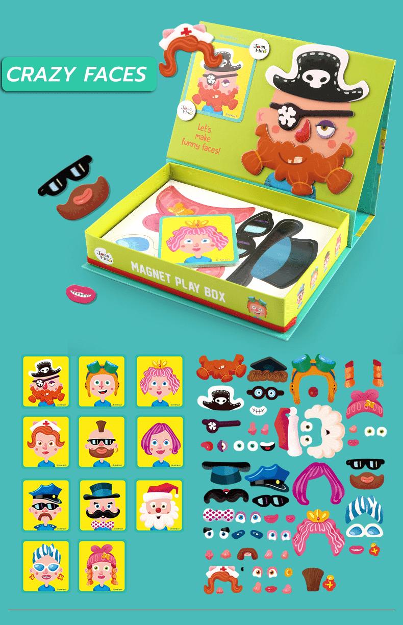 Magnet Playbox